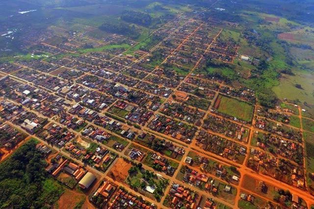 Alto Alegre dos Parecis Rondônia fonte: www.cliquebrasil.com.br
