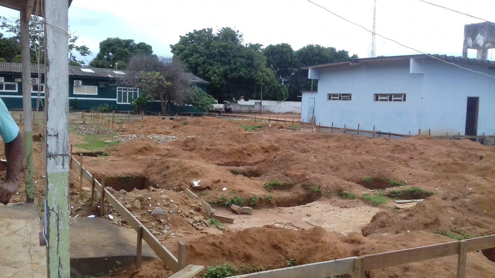 Prefeito Mirandão agradece ao Ex-deputado Federal Lindomar Garçom pelo recurso para construir o Pronto Socorro do Hospital de Costa Marques.