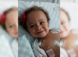 Ajudem a Lu. Pais planejam fertilização para bebê salvar irmã doente