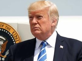 Trump se declara disposto a concorrer à reeleição